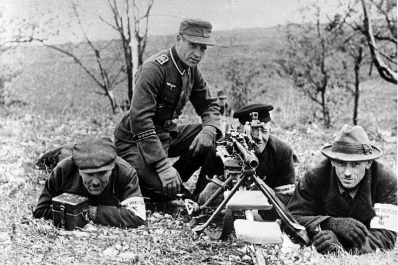 Weapons of Last Resort – The Arms and Equipment of the Hitler's 'Volkssturm'