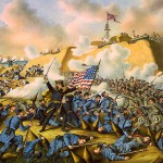 In Living Colour — How Two Chicago Lithographers Immortalized the U.S. Civil War