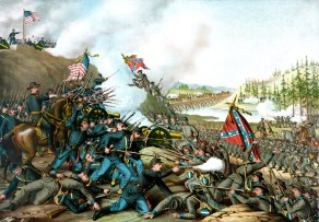The Battle of Franklin.