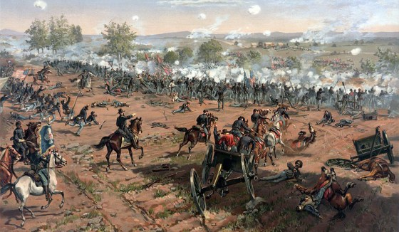 George Pickett was one of the South's ablest generals, that is until he charged his division straight into the Union lines at Gettysburg. The flamboyant rebel leader's reputation was forever stained. He ended his days as an insurance salesman. George Pickett was one of the South's ablest generals, that is until he lost his division after a suicidal charge straight into the Union lines at Gettysburg. The flamboyant rebel leader's reputation was forever stained by the debacle. He ended his days as an insurance salesman. Image courtesy WikiCommons via the Library of Congress (public domain).