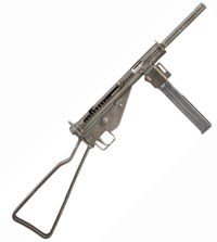Hitler's Sten gun -- the MP 3008