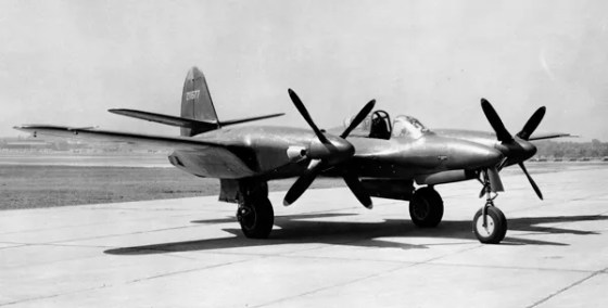 The XP-67 Moonbat was just one of hundreds of aircraft tested but rejected by the air forces of World War Two.