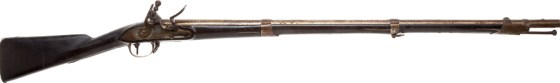 A French Charleville Musket.
