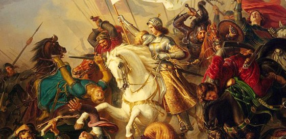 Joan of Arc wasn't history's only teenaged commander. Many others who were under the age of 25 have famously led armies.
