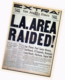 The Battle of Los Angeles — The Night California Believed It Was Under Japanese Attack