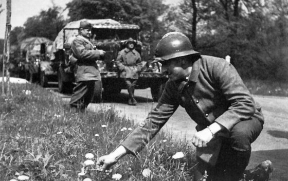 "History may remember the opening months of WW2 as the ""Phoney War"", but the period was marked by considerable violence."