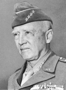 Even George Patton's admirers conceded that the general was 'eccentric'.