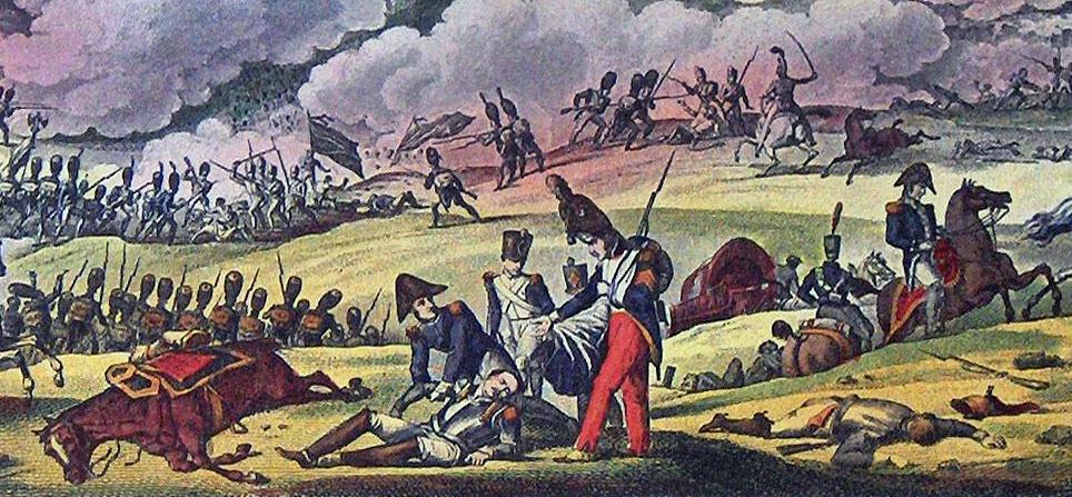 Waterloo a servi de conclusion sanglante aux guerres napoléoniennes.