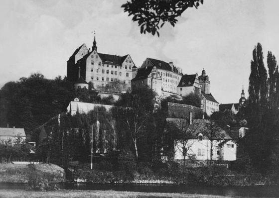 Colditz Castle. (Image source: WikiCommons)
