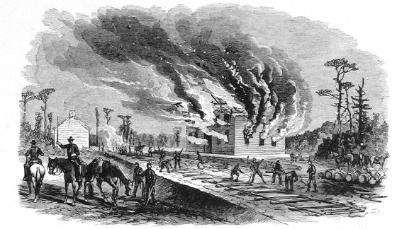 Sheridan's Scorched Earth Campaign — The Union Army's Forgotten War Crime