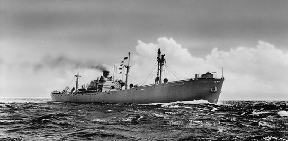 More than 2,000 Liberty Ships were manufactured in the U.S. during the Second World War. At least 18 were named for prominent African Americans. (image source: WikiCommons)