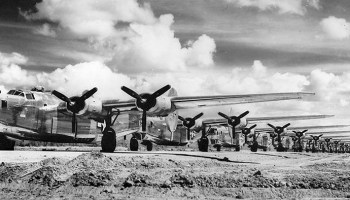 Guns in the Sky – 12 Warplanes That Were Armed With