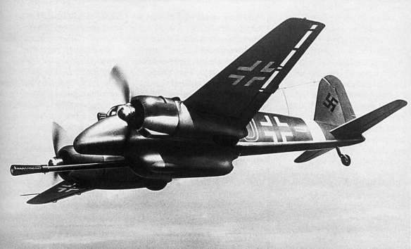 The HS-129 (Image source: WikiCommons)