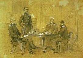 Winfield Scott, 1861.