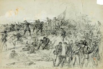 Cold Harbor, June 1864.