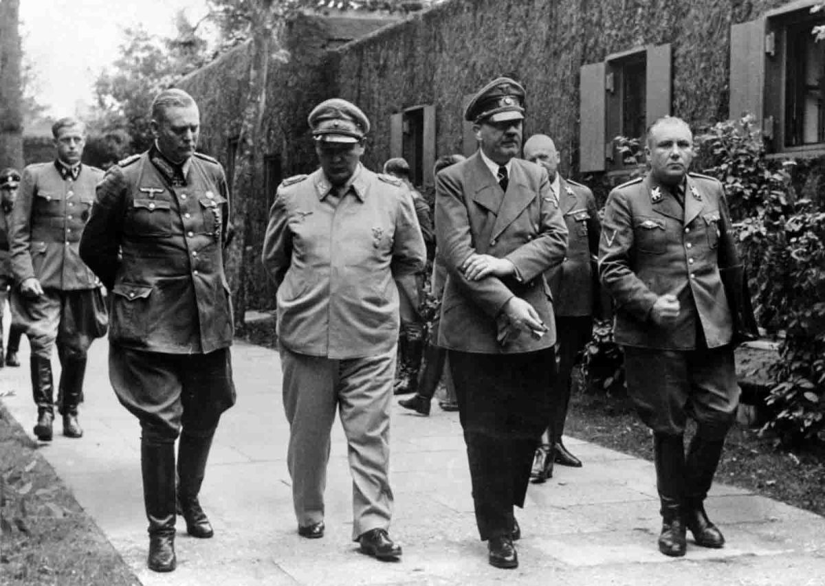 Most Wanted -- The Nine Worst Nazi War Criminals (and How They Died)