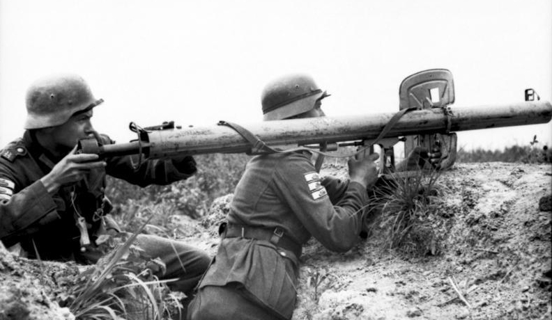 Image result for German Panzerschreck