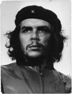 Che Guevara, that face that launched a thousand shirts. (Image source: WikiCommons)