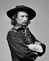 The flamboyant George Armstrong Custer. (Image source: WikiCommons)