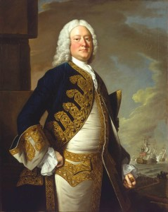 Vice Admiral John Byng. (Image source: WikiCommons)