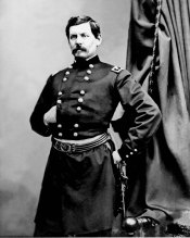 "George ""Little Mac"" McClellan, commander of the Union Army 1861-62. (Image source: WikiCommons)"