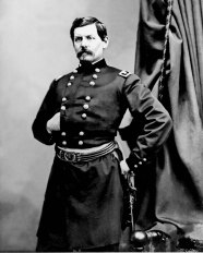 """George """"Little Mac"""" McClellan, commander of the Union Army 1861-62. (Image source: WikiCommons)"""