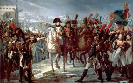What was it like to be a ground-pounder in Boney's Grande Armée? The author of a new collection of Napoleonic soldiers' letters home has some insights. (Image source: Armchair General)