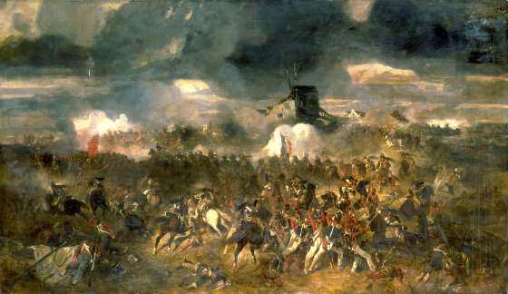 French soldiers' left patchy recollections of the battles during the Napoleonic period. Most were too close to the action to provide any useful details about the 'big picture'. (Image source: WikiCommons)