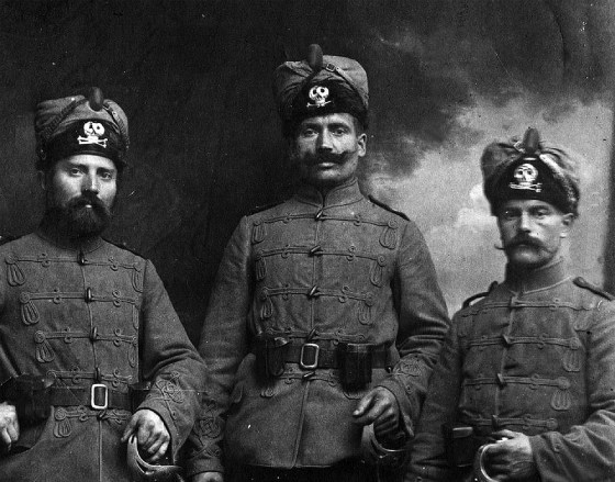 MHN Marks Movember with the Most Famous Moustaches in Military