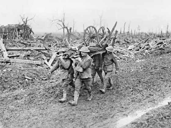 The Last to Fall – World War One's Tragic Final Casualties
