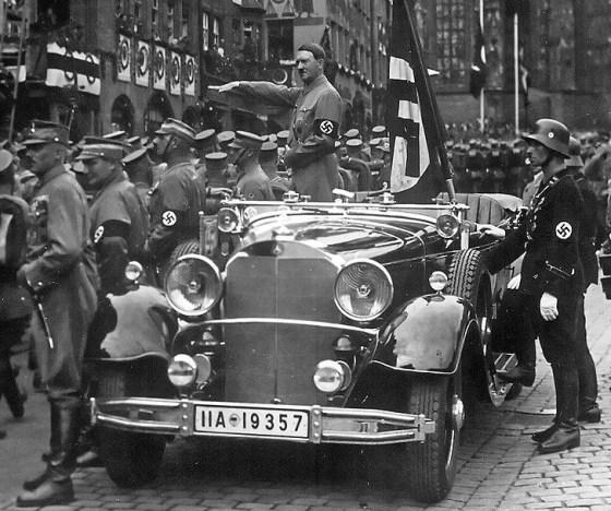 Lucky Bastard! – Seven Times Adolf Hitler Cheated Death