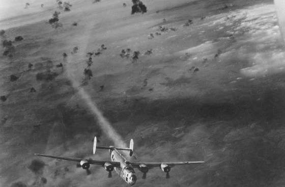 Taking Fire – Vet Explains Why Bomber Crews Feared Flak Most (LISTEN)