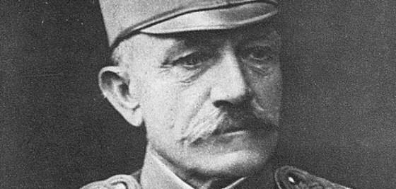 Živojin Mišić. (Image source: WikiCommons)