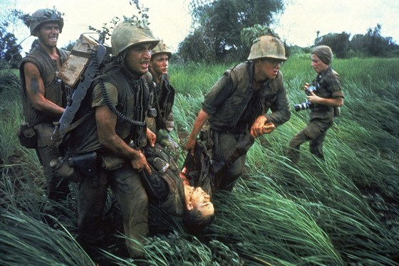 For many vets, the music of the 1960s is inextricably linked with their time in Vietnam. (Image source: Larry Burrows, via the Creative Commons)