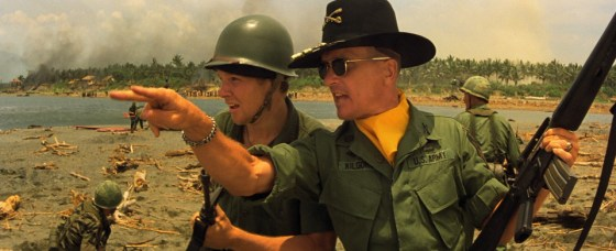 Apocalypse Now was up for Best Picture, but didn't win.