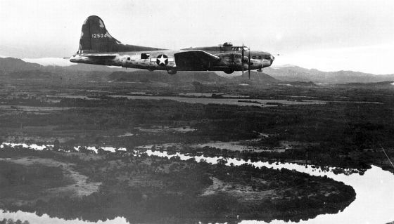 Far East Flying Fortresses — How the B-17 Made a Splash in the Pacific