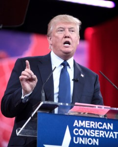 Trump has said that he'd like America to dispense with the niceties of the Geneva Convention. (Image source: WikiCommons)