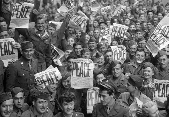 """Now What?"" – WW2 Vet Recalls the Difficulties of Returning to Life in Peacetime (LISTEN)"