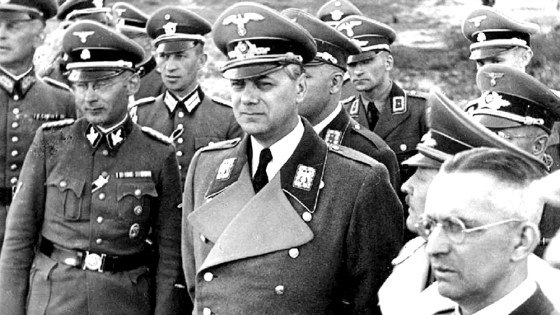 "The diary of Nazi kingpin Arthur Rosenberg sheds new light on inner workings of Hitler's ""Thousand-Year Reich""."