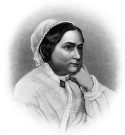 Mary Anna Custis Lee. (Image source: WikiCommons)