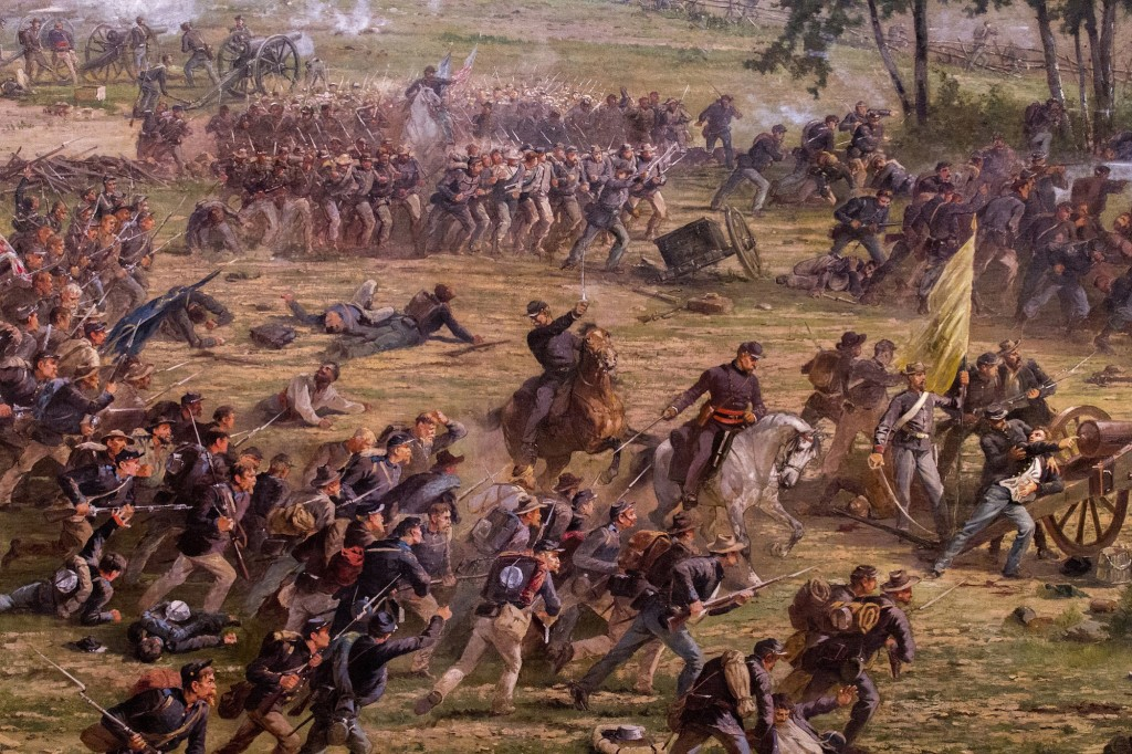 Gettysburg's Killing Field – 12 Remarkable Facts About Pickett's ...