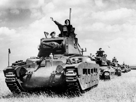 Driven — Britain's Campaign to Build a Mechanized Fighting Force to Match Hitler's Panzers