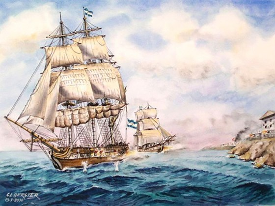 The Attack on Monterey – Meet the Argentine Privateer Who Captured Spain's California Capital