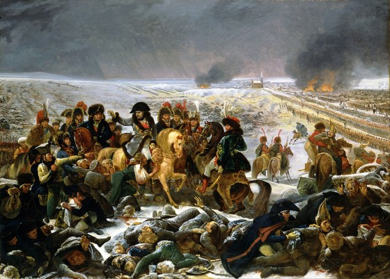 Bringing Out the Dead – Who Cleared the Corpses from Napoleonic Battlefields?