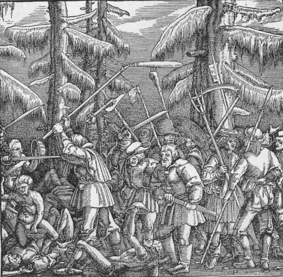 The War of Snails – 10 Curious Facts About the German Peasants' Revolt