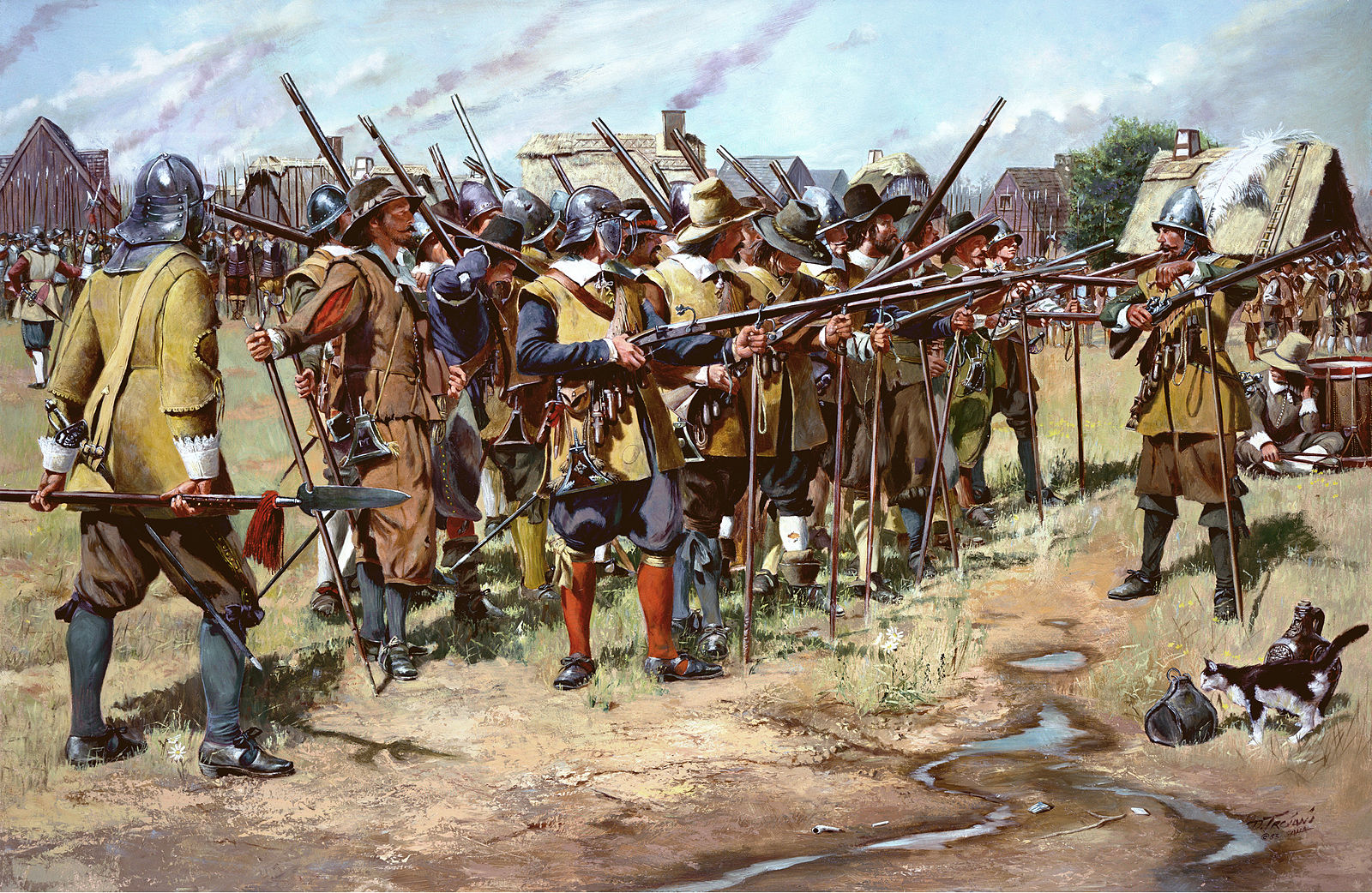 america's citizen soldiers - a short history of the militia in the