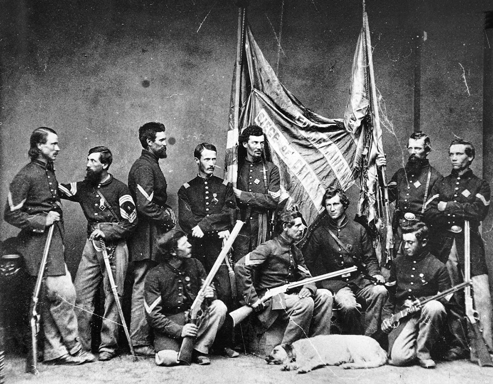 The Fast and the Furious -- A Quick History of Civil War Repeating Rifles