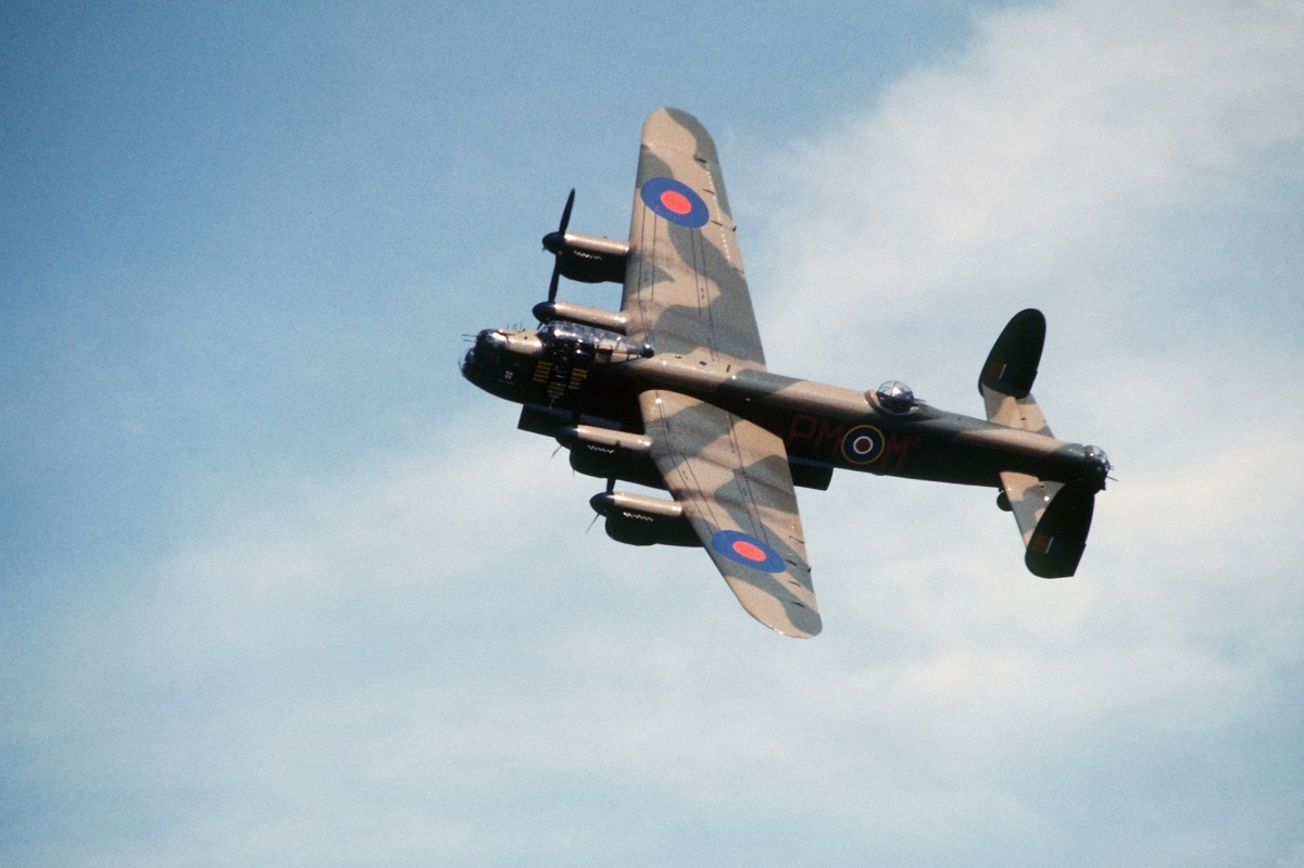 The Lancaster – Remembering Britain's Mightiest Bomber of WW2 (and the Men Who Flew Them)