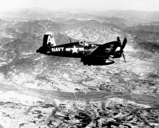 'Above and Beyond' – Navy Pilot Makes Daring Bid to Save Downed Flier from Korean Hillside