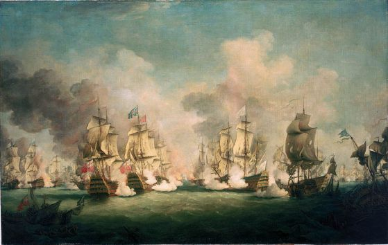 A Beautiful Beast – How the English Warship 'Sovereign of the Seas' Fused Form, Function & Murderous Firepower